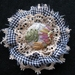 "Shabby Chic Brooch - ""Georgiana"""