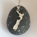 Sterling Silver New Zealand Pendant