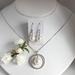Fresh water pearl wedding set