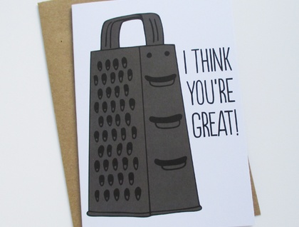 You're Great card