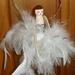 Vintage Peg Fairy