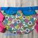 Peg apron/pinny - Retro flowers
