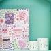 Original watercolour cups and mugs cute greetings card!