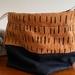 Project Bag - Copper Black Print