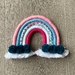 Handcrafted Rainbow Wall Hanging