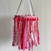 Shabby Chic Moblie in Pink/Orange Colour Palette