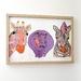 Wildlife A3 Art Print
