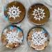 Mandala Resin Coasters