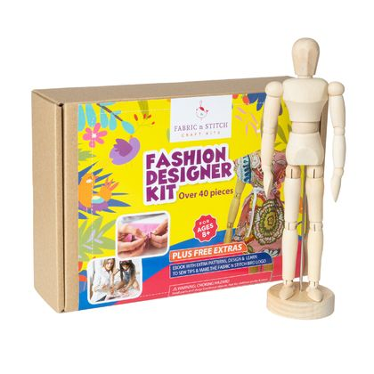 Fashion Designer Kit for Kids