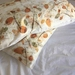 Eco-printed Silk/Cotton Pillowcases