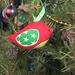 Christmas decoration - Robin