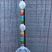 Large Suncatcher with coloured beads