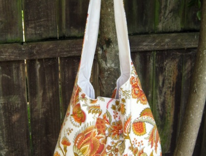 Vintage Slouch Bag - Donated by Vintage Mum Modern Child