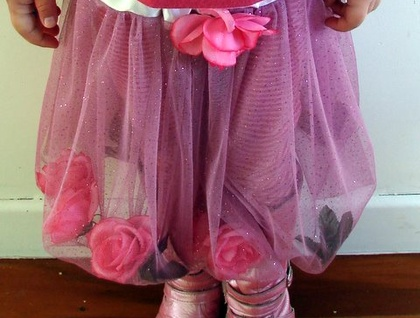 Flower filled Fairy Skirt - Donated by Cottonkiwi