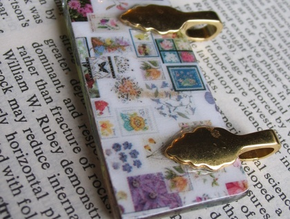 Earthquake Pendant - Cat Goodman - Phersu Dancing Jewellery