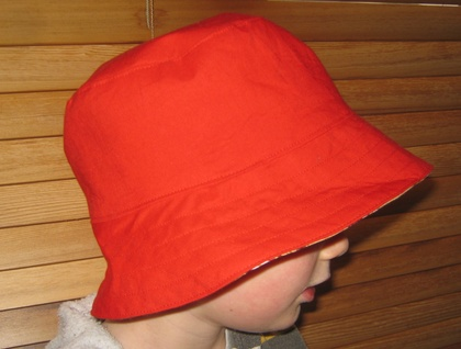 Reversable Pirate Hat - Donated by Two Blue Monkeys