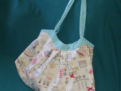 Handmade GIRLIE BAG - Donated by craft_oyachi
