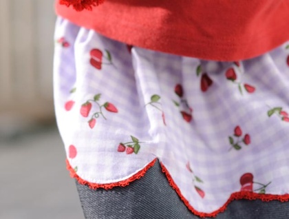 Vintage Twirly Skirt - Donated by imba