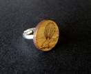 Fantail Bamboo Ring - Donated by Muzroom
