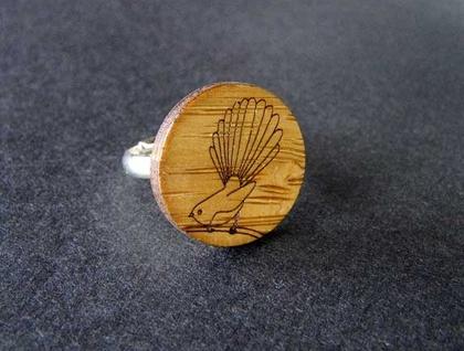 Fantail Bamboo Ring - Donated by Muzroom