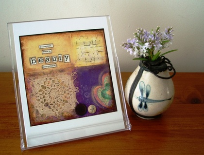 Mini Print Set - Beautiful Words - Donated by Erin Carver