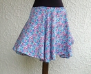 Blossom Circle Skirt -  Donated by Marian Smale