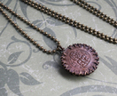 Half Penny Necklace - Donated by flameRED
