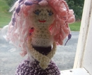 Pip the Pink fairy - Donated by JacBer Creations