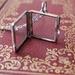 Heirloom Glass Locket Necklace