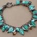 Czech Beaded Copper Bracelet