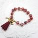 Make Your Own Tassel Bracelet!