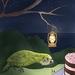 A Kakapos Birthday Card