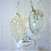 Set: Honeymoon Tulip (necklace and earrings)
