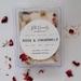 Rose Petal & Chamomile Soy Melts