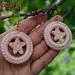 Crochet Earrings - Free Shipping