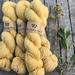 Natural dyed NZ Merino GRACE 4-ply - Honey mustard