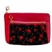 Red Floral Devon Purse