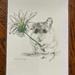 Original Hand Drawn Gift Card