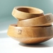 Bowls (Set of 3) - Recycled Rimu Wood