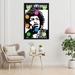 Jimi Hendrix Vinyl Record Artwork