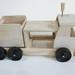 Ride-on toy Dump Truck