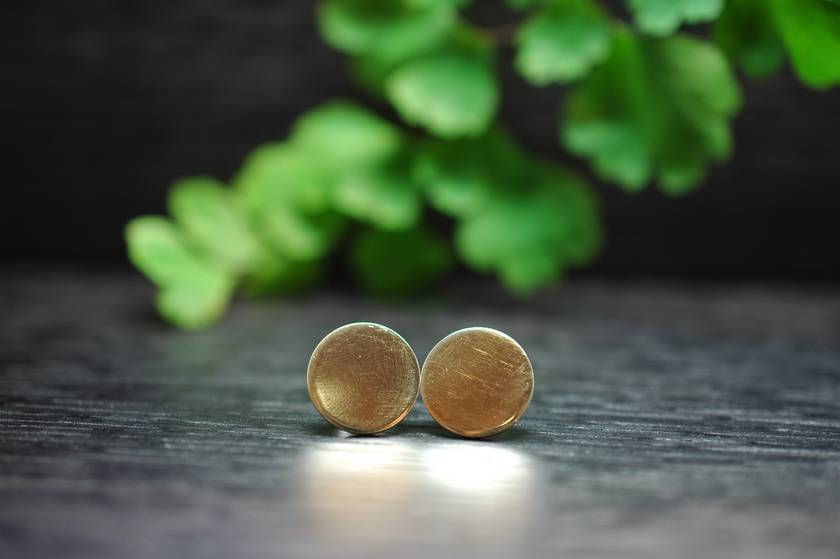 Brass Studs - Medium