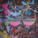 Dusk Hoops - Dark Gray/Neon Pink