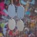 Double Drops - Pigeon Blue/Light Grey
