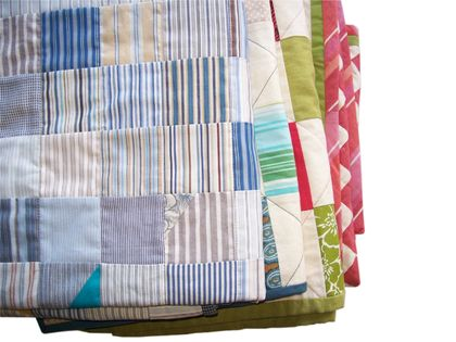 Quilt for cot or bassinet