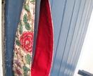 original redflax headband – reversible, ooak, 100% upcycled funkyness...