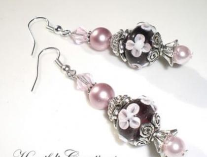 1139 d 83351 Untitled 4 - Pearl earings