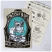 Junk Store Junkie - Iron on Gang Patch