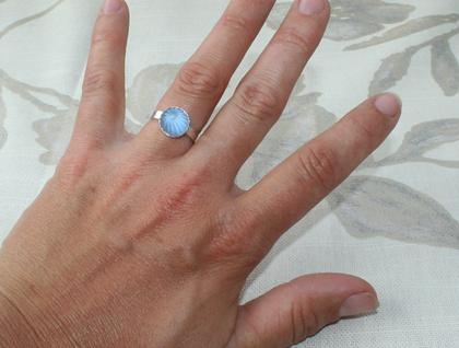 jube jube ring - blueberry