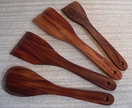 Rimu kitchen spoons